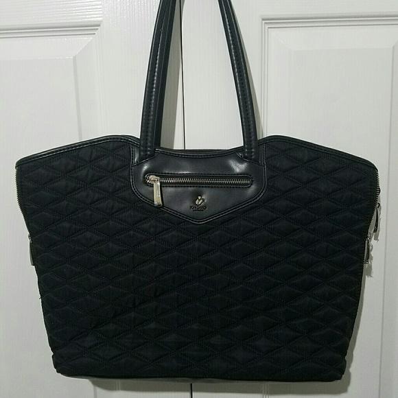 Knomo London Handbags - Knomo London Large Quilted Shoulder Bag Tote